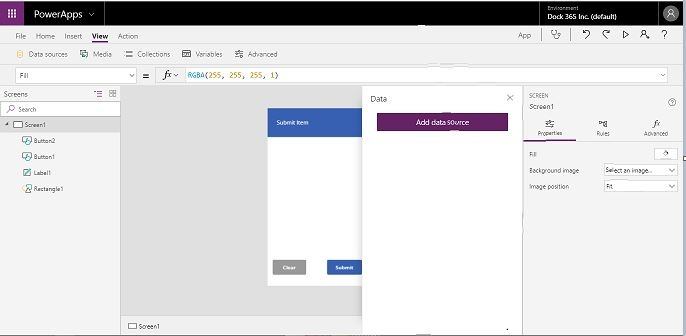 How to make Approval Form in PowerApps-Part I