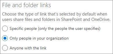 Dock 365 Blog - sharepoint-default-sharing-link-company-link