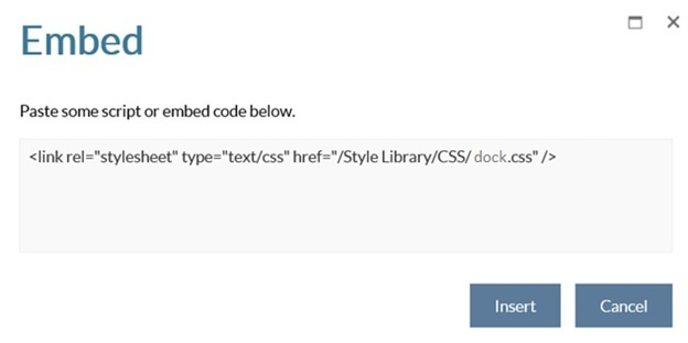Embed_Script_SharePoint