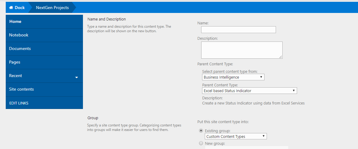 FireShot Capture 29 - New Site Content Type_ - https___mydock.sharepoint.com_site