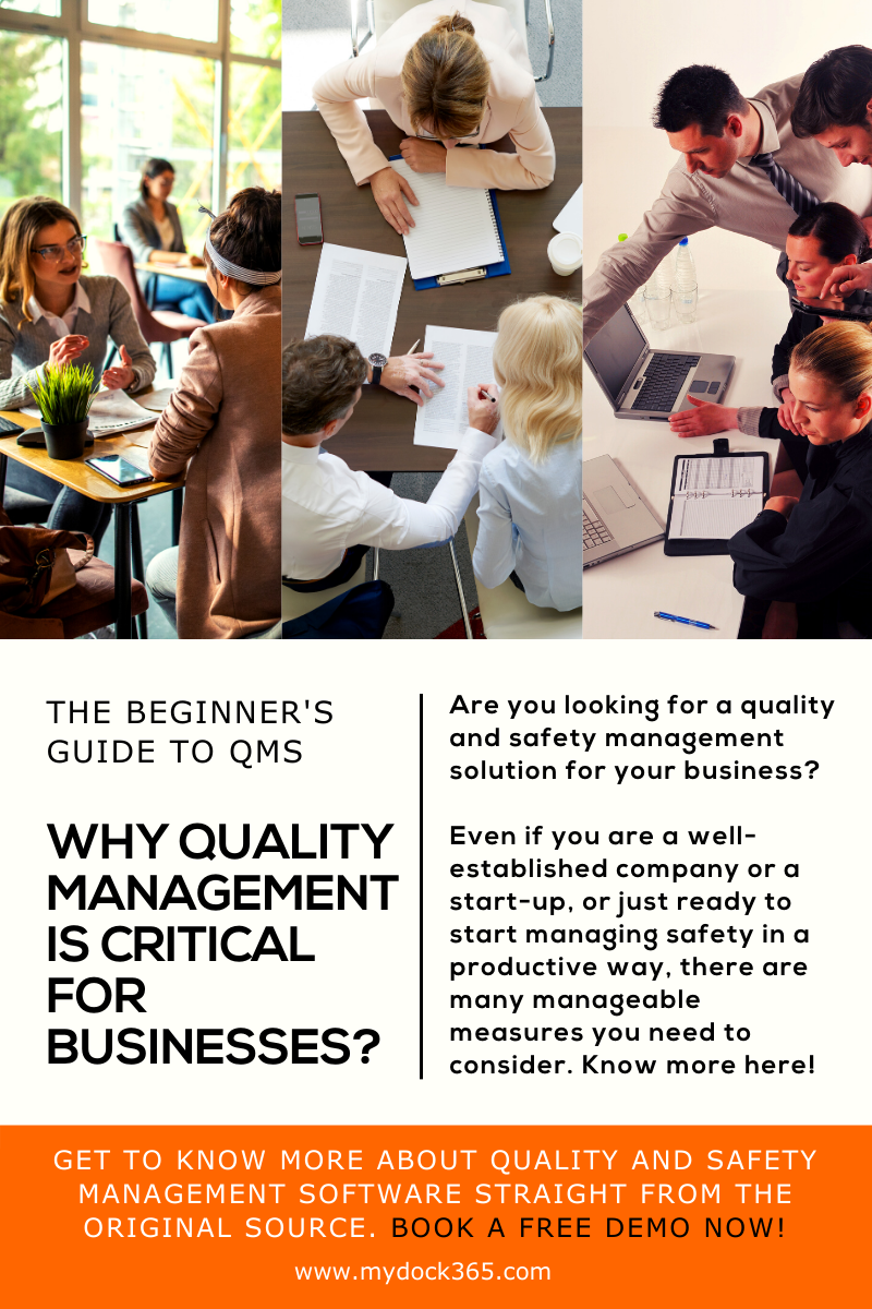 Things to Consider When Selecting Quality Management Software