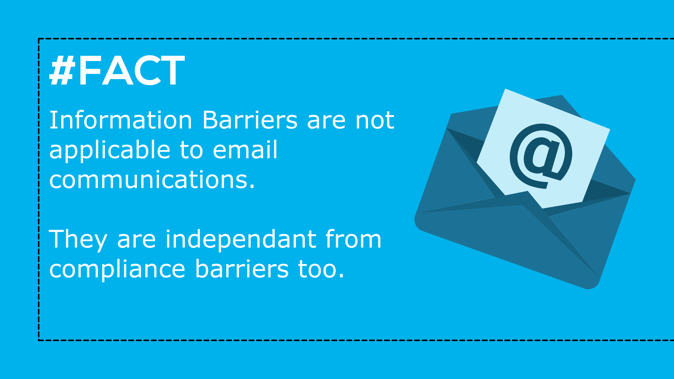 Information Barriers in Microsoft 365 - Fact