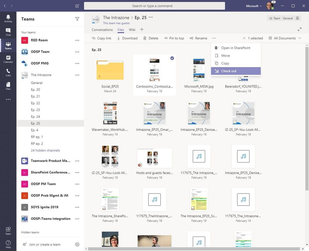 Rich File Previews in Microsoft Teams - Dock 365 Blog