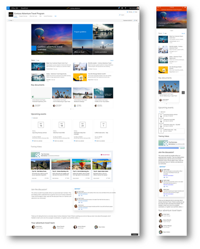 Leveraging The Sharepoint Communication Sites For Your