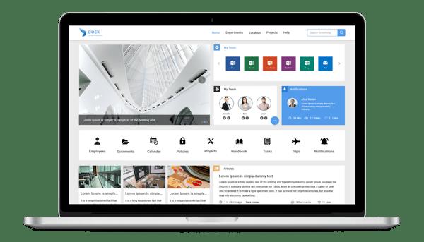 intranet-portal-laptop