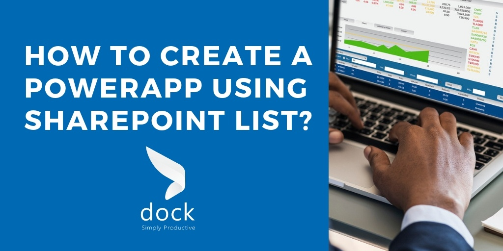 How to Create a PowerApp using SharePoint List_