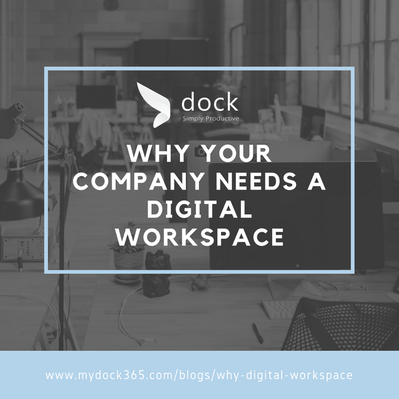 Why your Company needs Digital Workspace