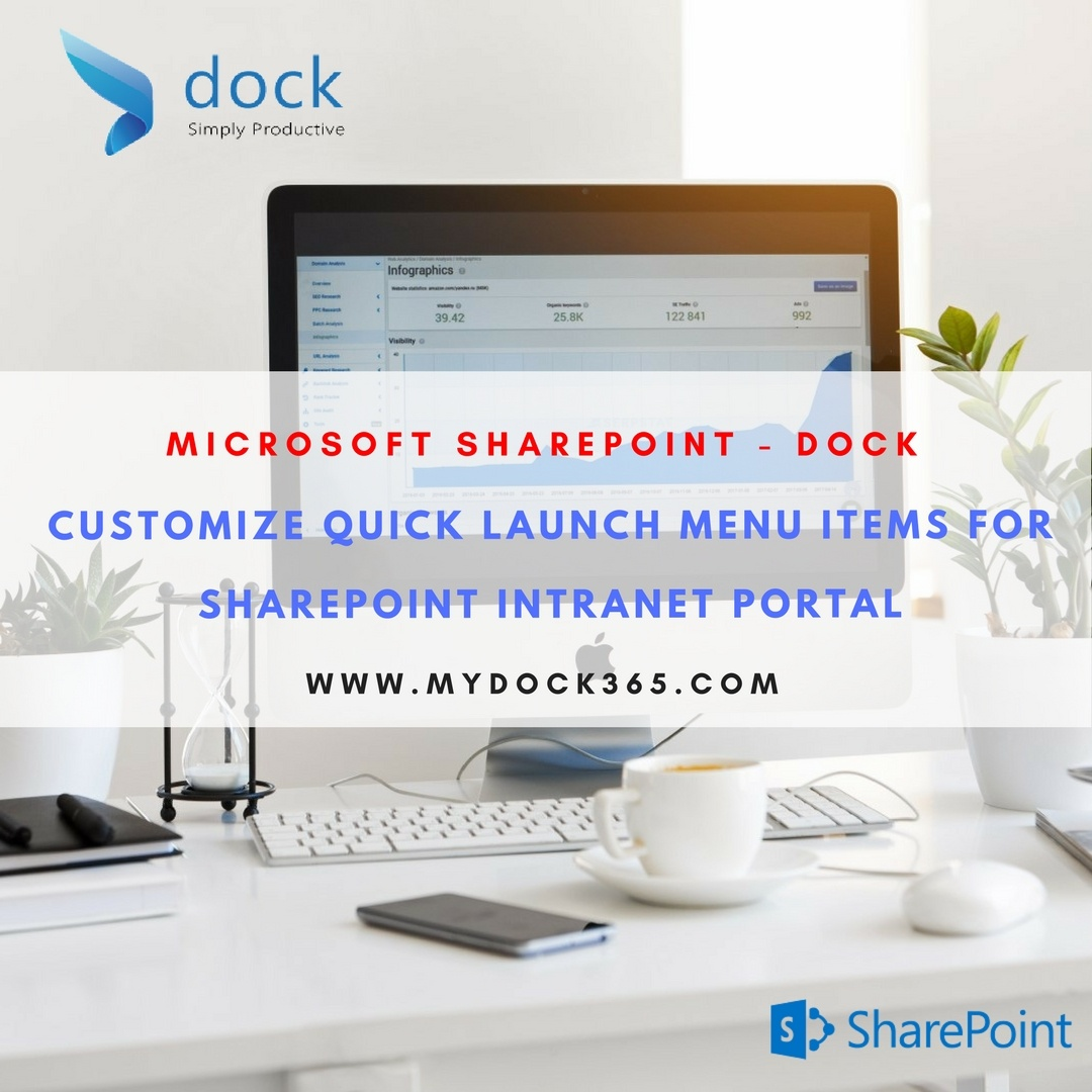 customize-quick-launch-menu-items-for-sharepoint-intranet-portal